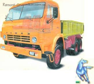 Технического обслуживание КАМАЗ в начальный период Эксплуатации