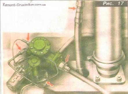 image064 Дополнительные работы по ТО автомобиля камаз самосвалам моделей 55111, 55102