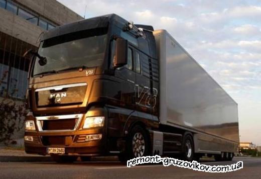 Европейский производитель грузовиков MAN ожидает роста продаж в Поднебесной