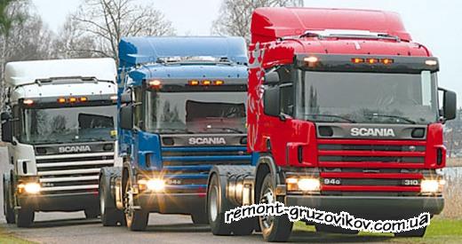Ремонт грузовиков, диагностика и последовательность