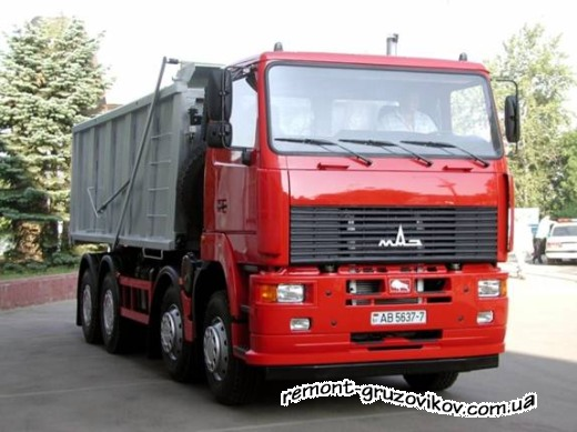 Ремонт диагностика и обслуживание грузовых автомобилей КАМАЗ МАЗ ГАЗель в Киеве