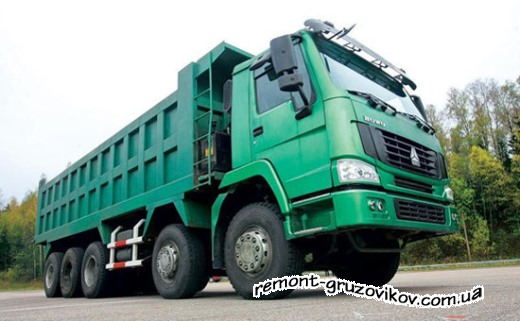 Признаки неисправности рулевого управления грузовиков